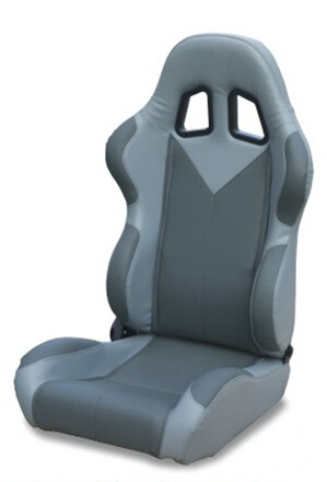 Lightweight Sport Racing Seats Easy Installation , fully reclinable bucket seats