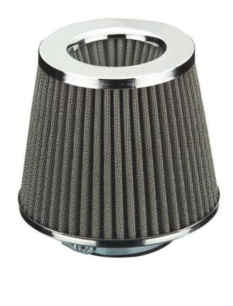 High Pressure Low Noise Racing Air Filter With Adapters , Automotive Air Filters